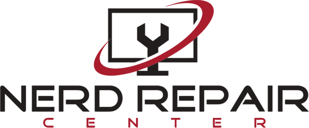 Nerd Repair Center Logo
